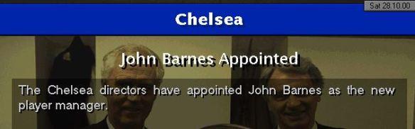 Barnes to CHelsea