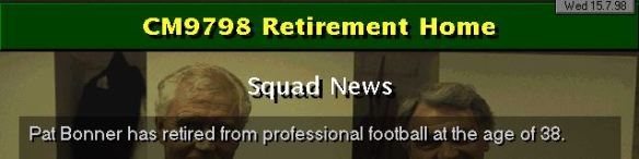Bonner retires