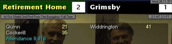 grimsby shield