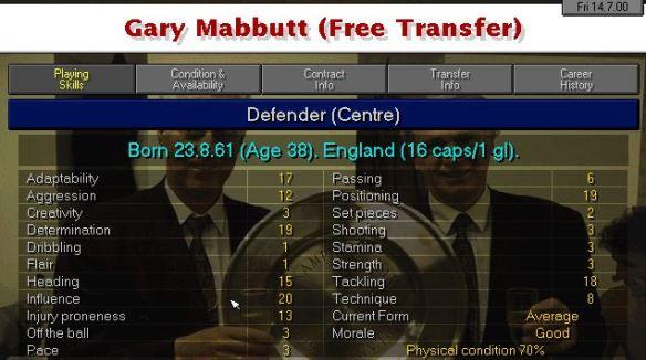 Mabbutt