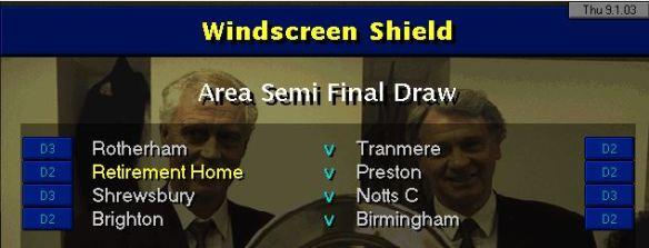 WS Semi final